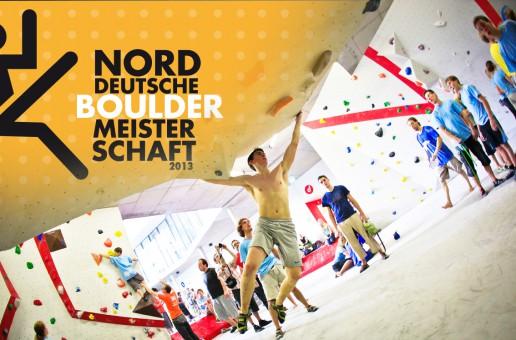 Norddeutsche Bouldermeisterschaft 2013