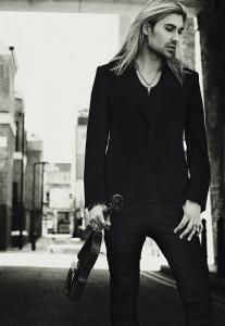 David Garrett. Foto: Universal Music
