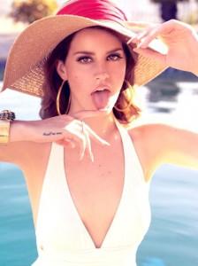 Lana del Rey. Foto: Universal Music