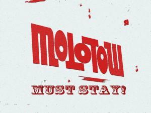Logo der Facebook-Seite Molotow Must Stay