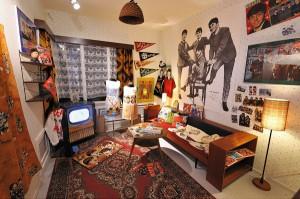 Raum Jugendzimmer. Foto: BEATLEMANIA