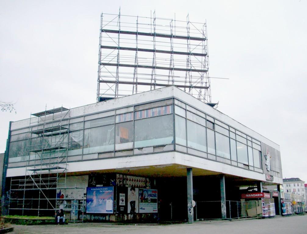 Alte Location Reeperbahn 1. Foto: GeorgHH