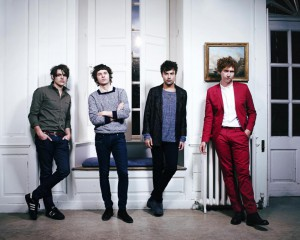 The Kooks. Foto: Deirdre O Callaghan