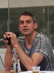 Wladimir Kaminer. Foto: Zefram