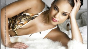 Das Girl On Fire: Alicia Keys