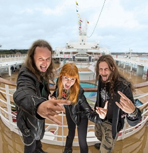 Full Metal Cruise. Foto: TUI Cruises / Christian Wyrwa